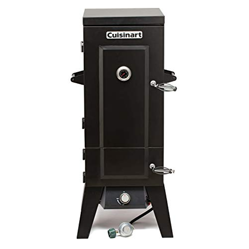 Cuisinart COS-244 Vertical 36' Propane Smoker, Black