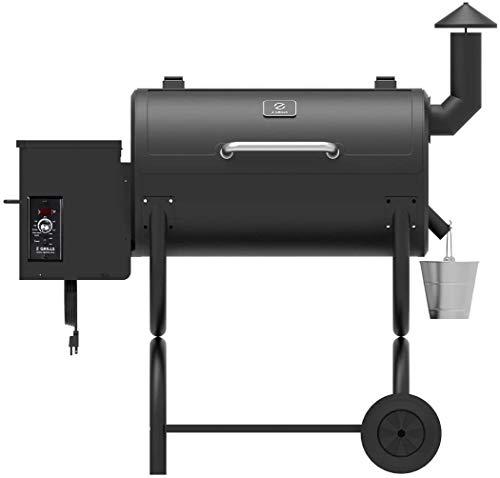 z grills wood pellet