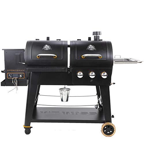 char griller E1224 Smokin Pro