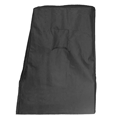 iCOVER Smoker Cover- Bradley Digital 4 Rack 600D Smoker Cover Heavy Duty Canvas Waterproof with Vent