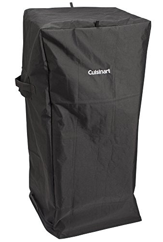 Cuisinart CGC-10244 Universal, 21' x 17' x 47', Vertical Smoker Cover, Fits up to 36'