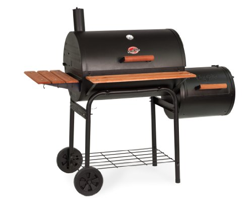 char griller e1224 smoking pro review