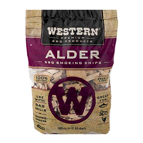Adler wood chips