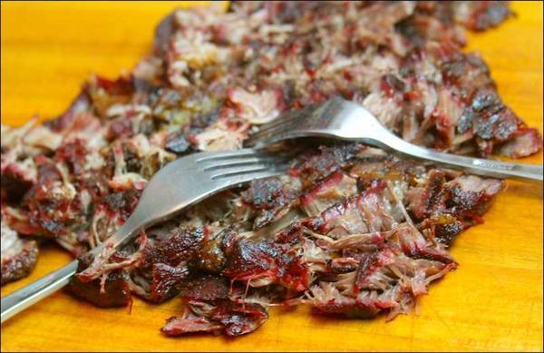 Pulled Roast Beef Recipe