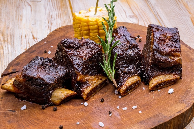 Different Types of Beef Ribs - Beef Short Ribs