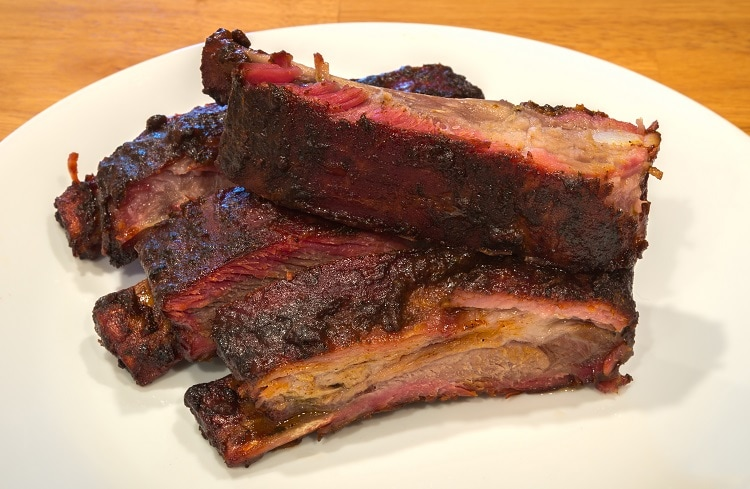 Types of Beef Ribs - Baby Back Beef Ribs