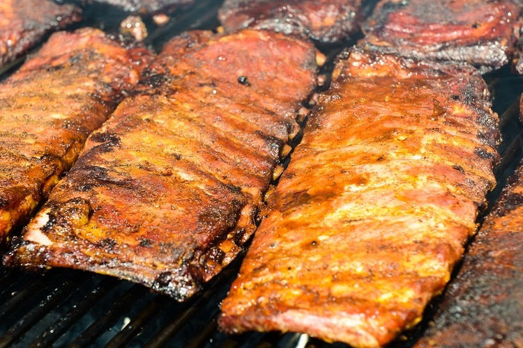 Different Types of Pork Ribs - St Louis Style Pork Ribs