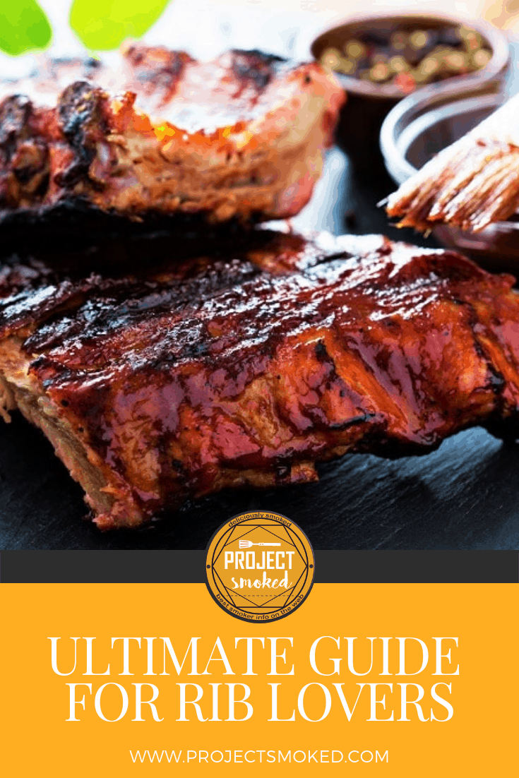Project Smoked Rib Lovers