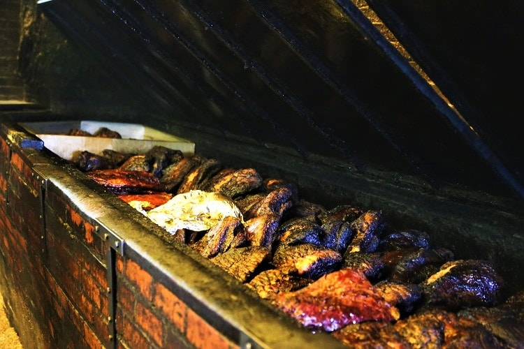Smoked Texas BBQ