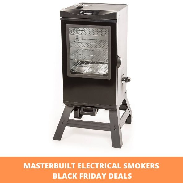 Masterbuilt Electrical Smokers Black Friday Deals