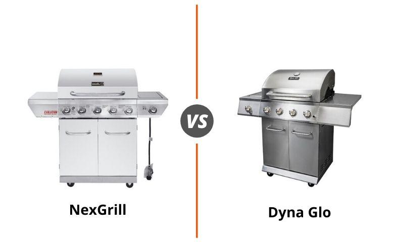 Nexgrill vs Dyna Glo