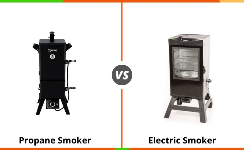 Propane vs Electric smoker