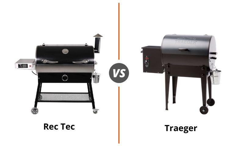 Rec Tec vs Traeger
