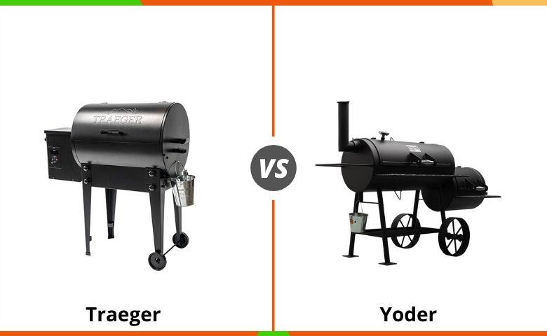 Traeger vs Yoder