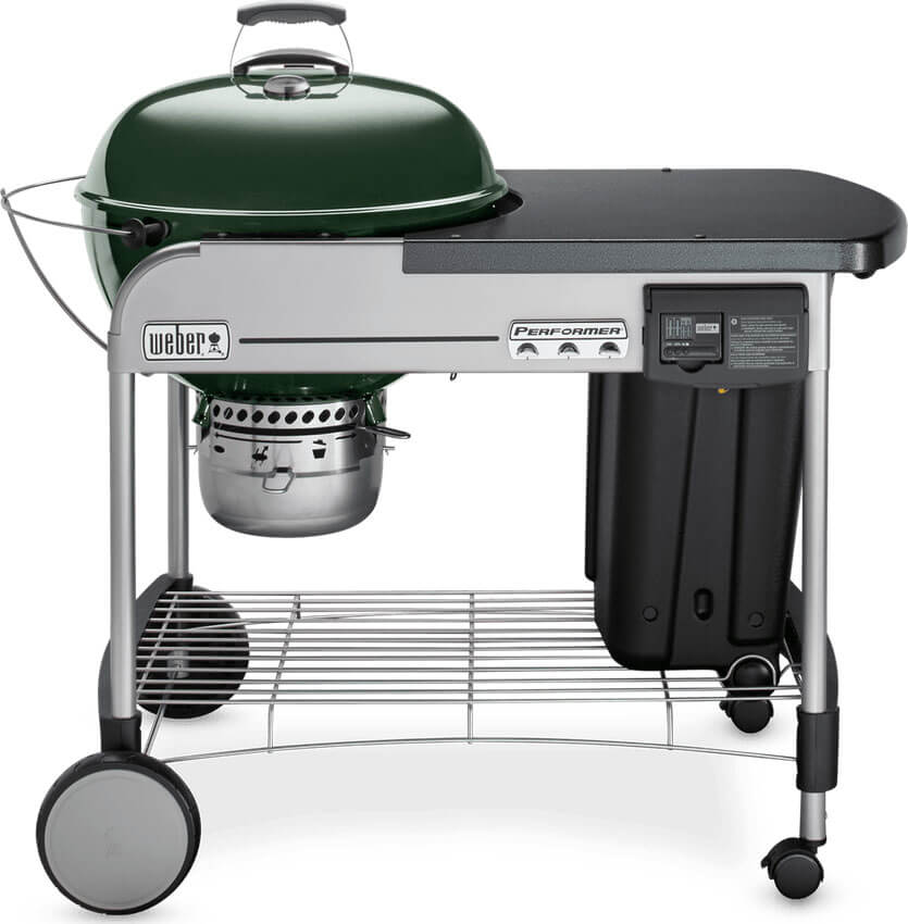 Weber Performer Deluxe Review