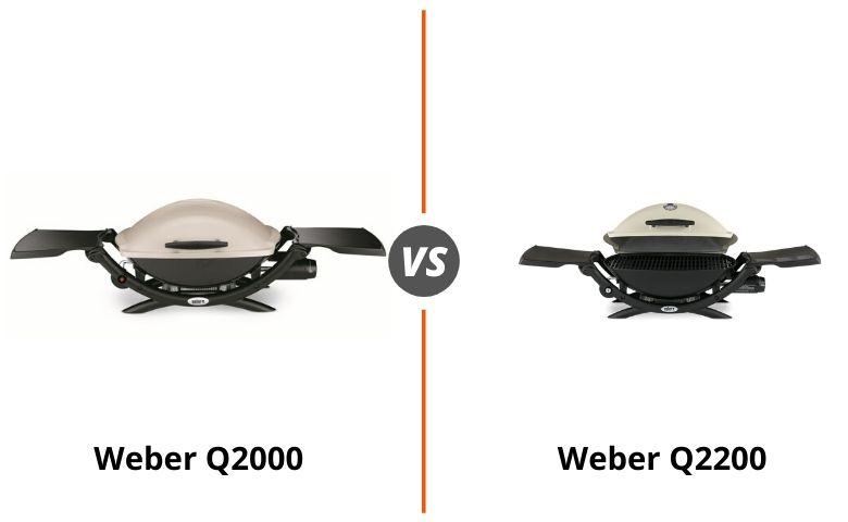 Weber q2000 vs q2200