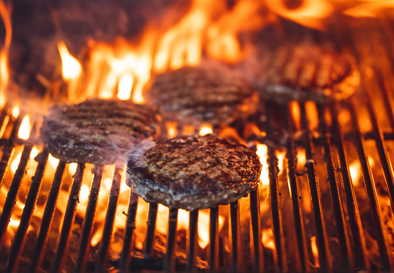 Grill lines